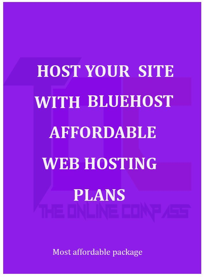 Web hosting selection