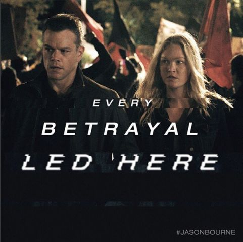 'Bourne 5': Matt Damon Gets Back To Jason Bourne Role, Watch As He Punches People in New Trailer - http://www.movienewsguide.com/bourne-5-matt-damon-gets-back-to-jason-bourne-role-watch-as-he-punches-people-in-new-trailer/240396