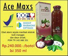 Ace Maxs Herbal Obat Tradisional Miom dan Kista Alami sembuhkan hingga keakarnya, bebas efek samping dan tidak perlu operasi. DISINI anda bisa bayar setelah barang sampai.