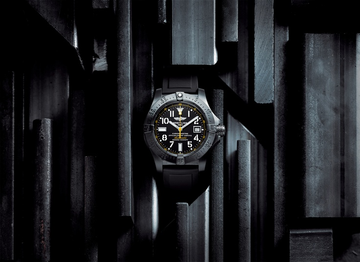 Avenger Seawolf Blacksteel Code Yellow - A very special series.
