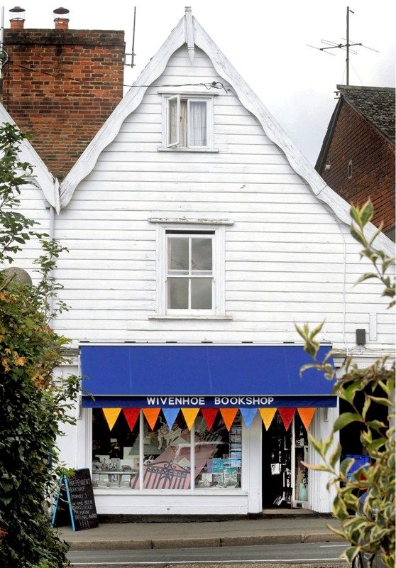 Wivenhoe Bookshop, Colchester, Essex.