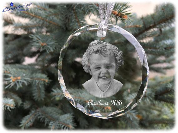 Christmas picture gift for Grandparents by Crystals3DEngraving