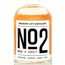 Industry City Distillery in Sunset Park launches with a stunning waterside space and a superior brand of vodka. Can't wait to give it a tasty taste!