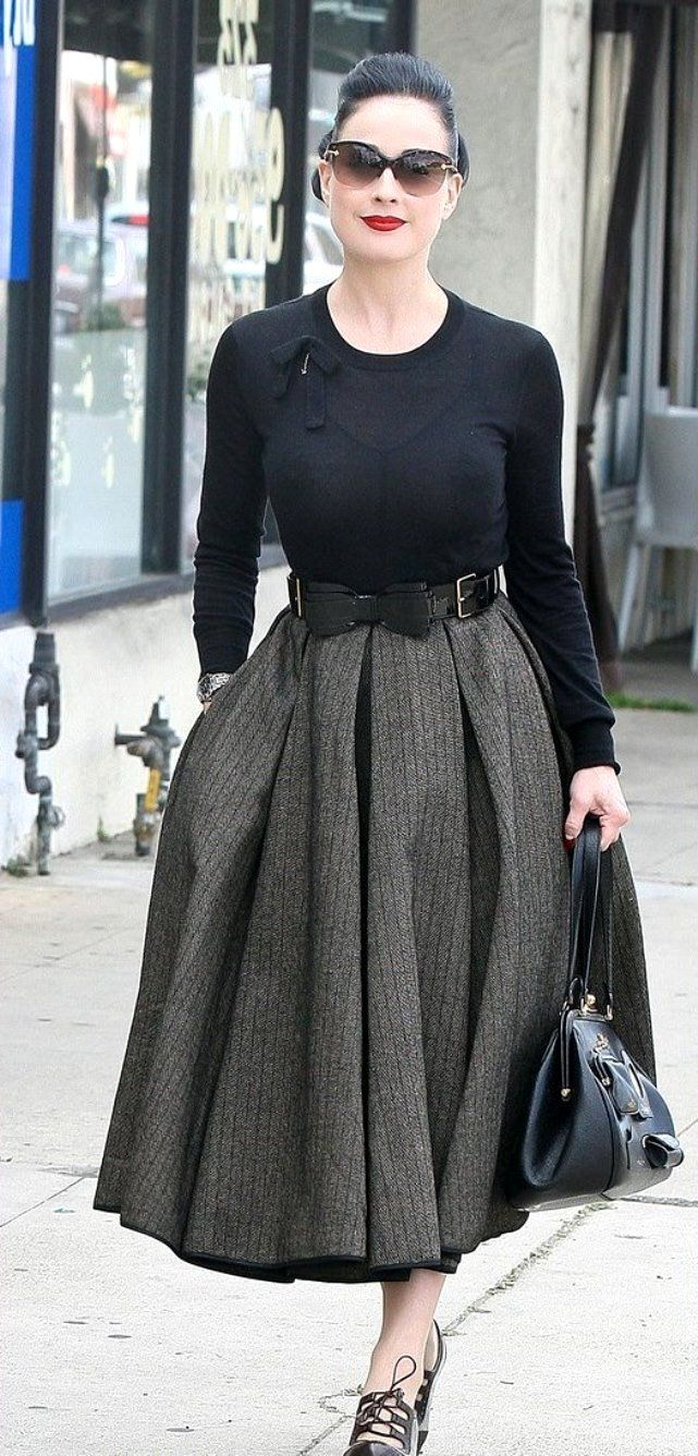 Dita Von Teese ~ Classic Look ~ BFD