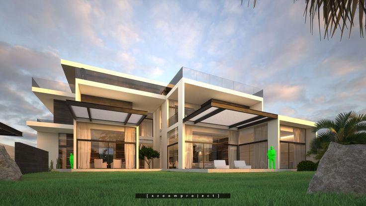 Private Villa Renovation. Saudi Arabia.