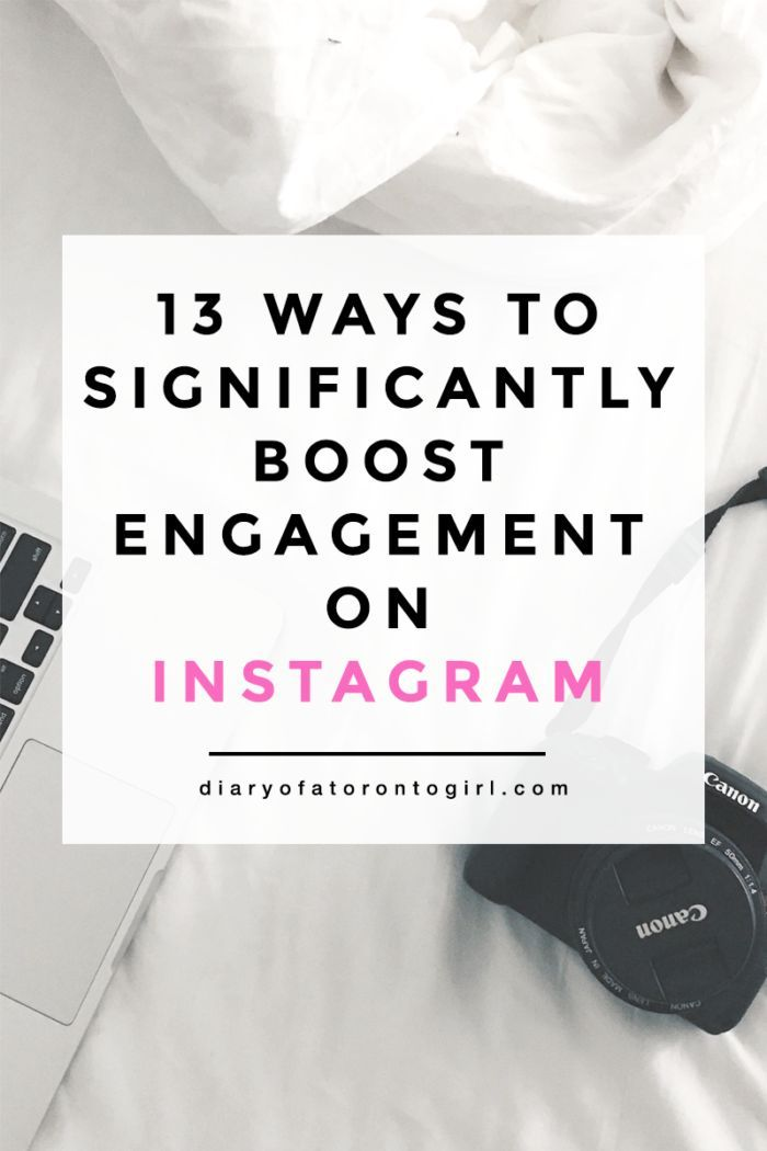 Easy ways to get more engagement on Instagram