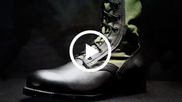 Как американский бренд Altama производит легендарные полевые ботинки Jungle Boots