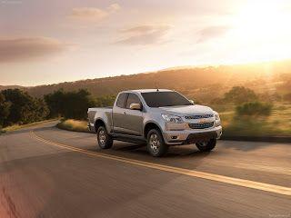 NotiAutos.com: Chevrolet Colorado en el 2012