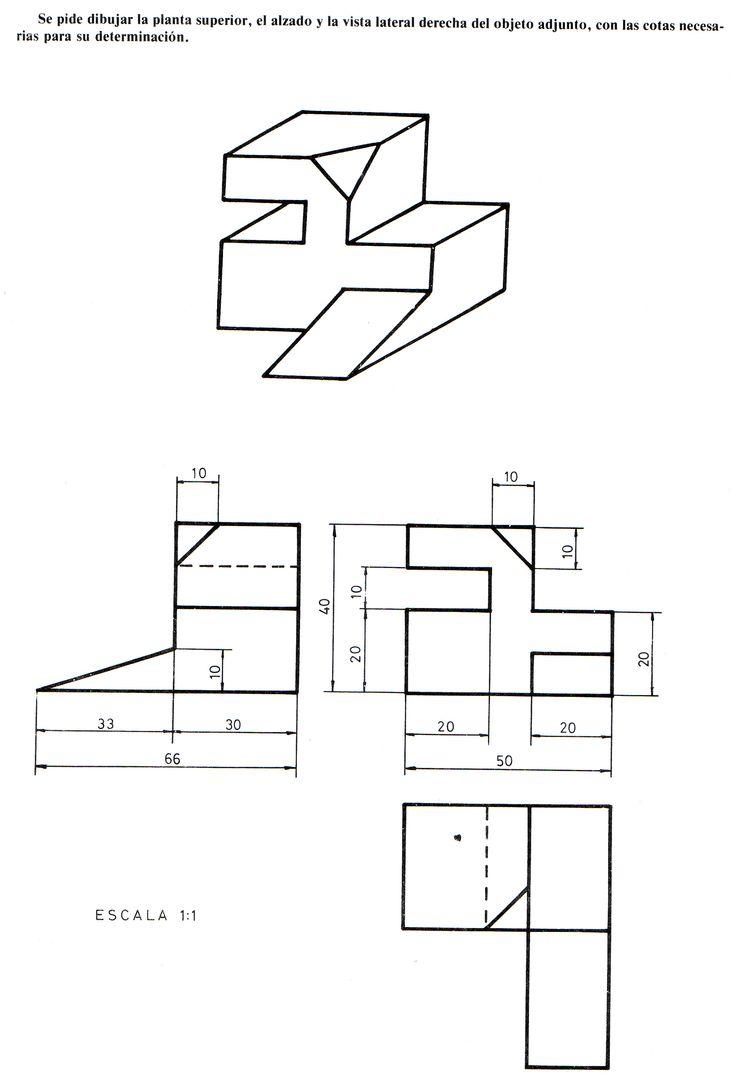 Mejores 574 im genes de dibujo t cnico marrazkrta teknikoa for Croquis un libro de arquitectura para dibujar pdf