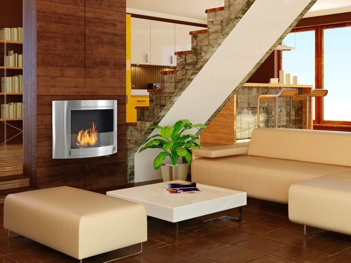 Free Shipping and No Sales Tax on the Eco-Feu Olympia Biofuel Fireplace from the Ethanol Fireplace Pros.