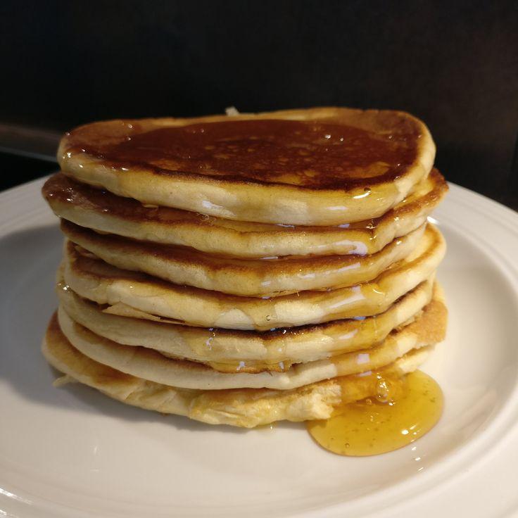 Buttermilch-Pancakes // Buttermilk Pancakes