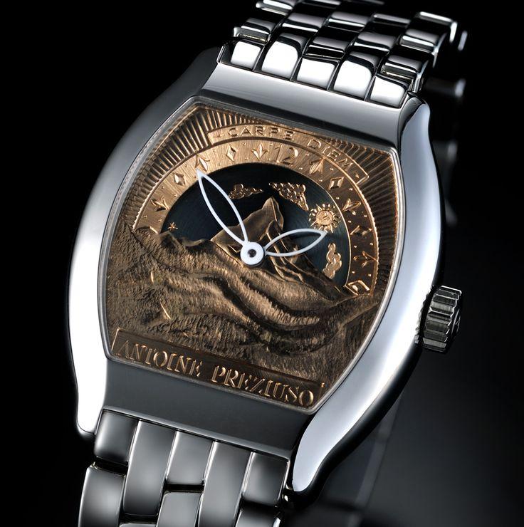 Les nouveautés 2014 de l'horloger Antoine Preziuso - Les marques - Horlogerie Suisse