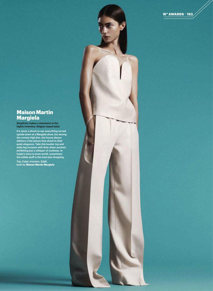 "Marine Deleeuw by Rene Habermacher for Wallpaper's ""Best in Show"""
