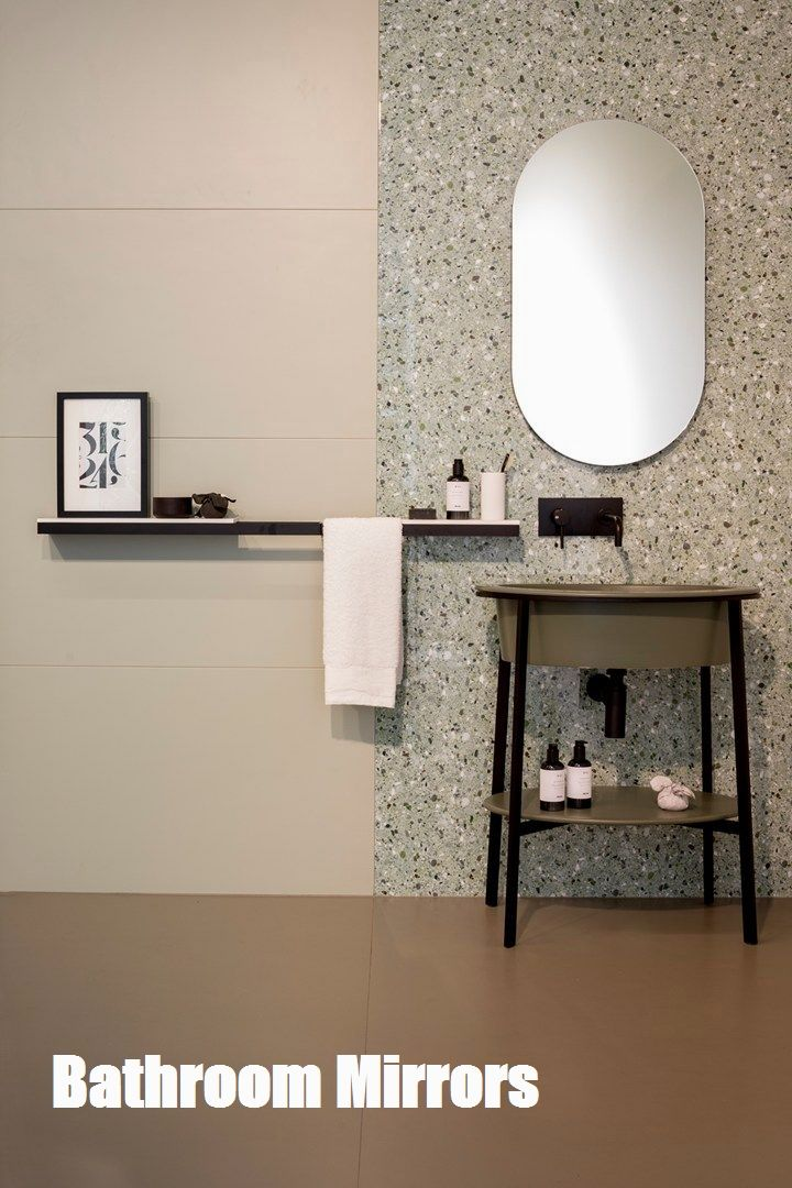 Fashion Your Bathroom With These Stylish Bathroom Mirrors With