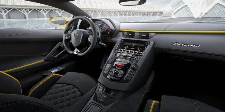 Images of: Lamborghini, Aventador, Aventador S Coupe - 3/23