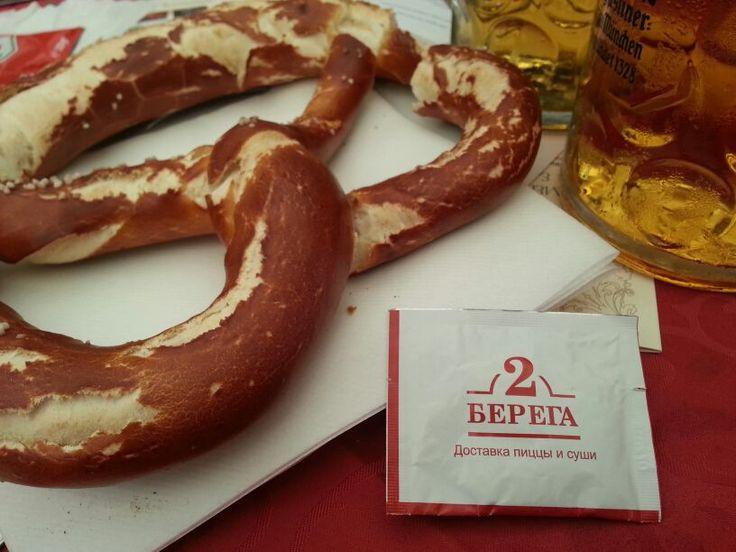 """2 Берега"" на Октоберфесте. #germany #Oktoberfest"