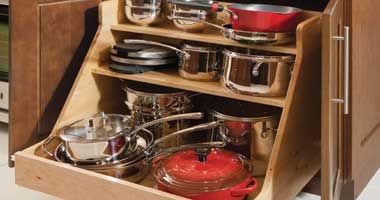 86 best waypoint cabinets images on pinterest fitted wardrobes kitchen cabinets and kitchen on kitchen organization pots and pans id=33489