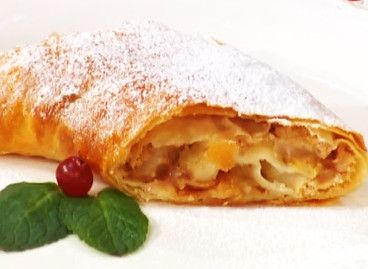 Венский штрудель («Все буде добре») (видео) | Десерты и выпечка | Рецепты