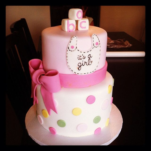 203 best images about girls first birthday cake on pinterest