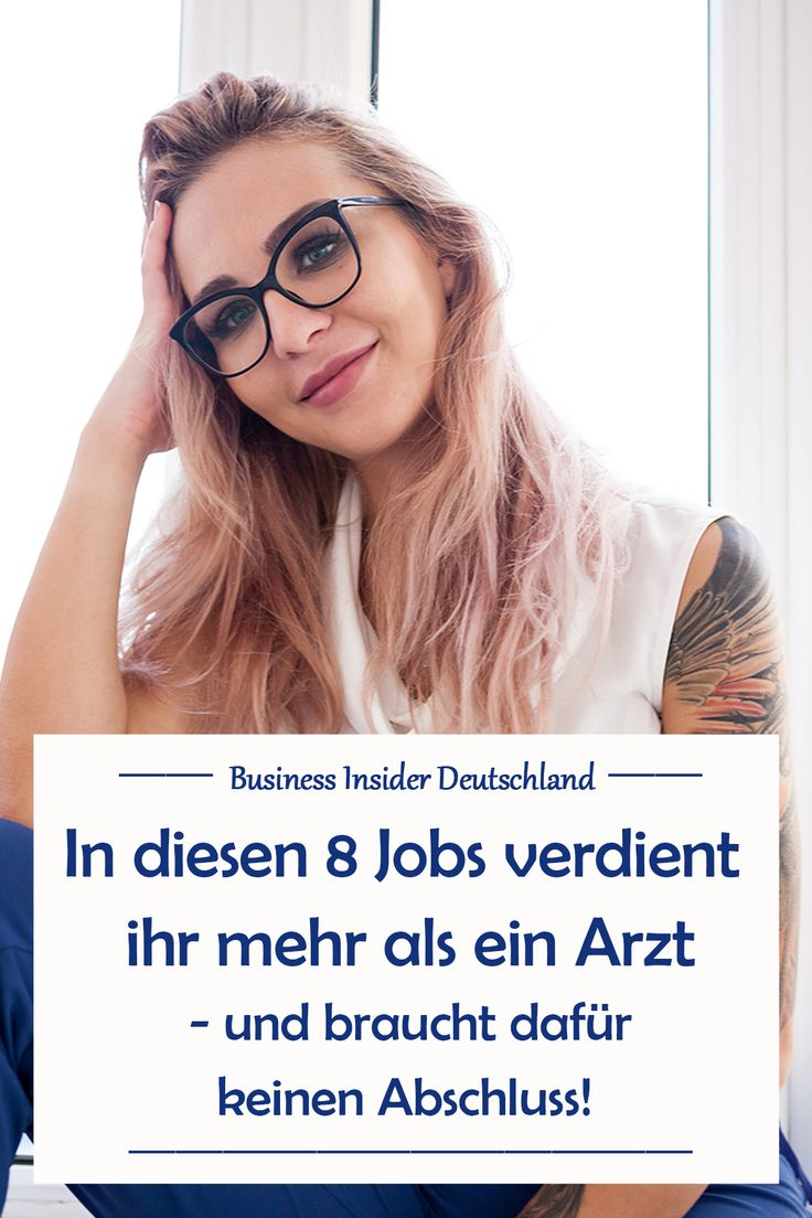 8 Jobs, in denen ihr mehr verdient als ein Arzt, für die ihr aber keinen Abschluss braucht