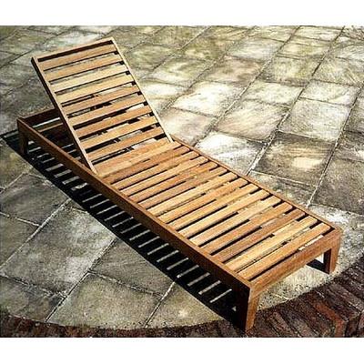barlow tyrie capri base sun lounger allmodern modern outdoor chaise