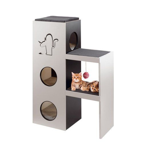 Arbre à chat et griffoir - Arbre à chat Napoléon pour chats