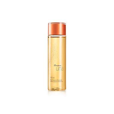 Seu corpo inteiro hidratado e perfumado com a sofisticação da fragrância UNA.