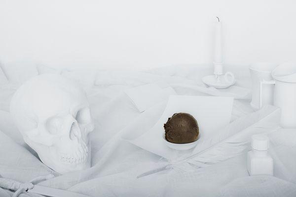 Arjan Benning - Ice Age (still life series)