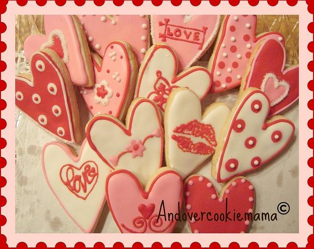 valentine's day quick desserts