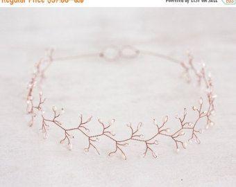 12_Diadem cristales accesorios para el cabello Novia de por ArsiArt