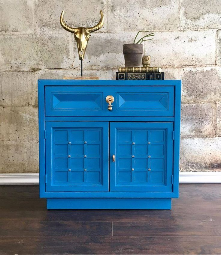 Dark Blue Chalk Paint Kitchen Cabinets: Best 20+ Blue Chalk Paint Ideas On Pinterest
