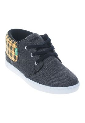 Swag in style with this pair of comfortable sneakers. Its padded lining  cushions your feet