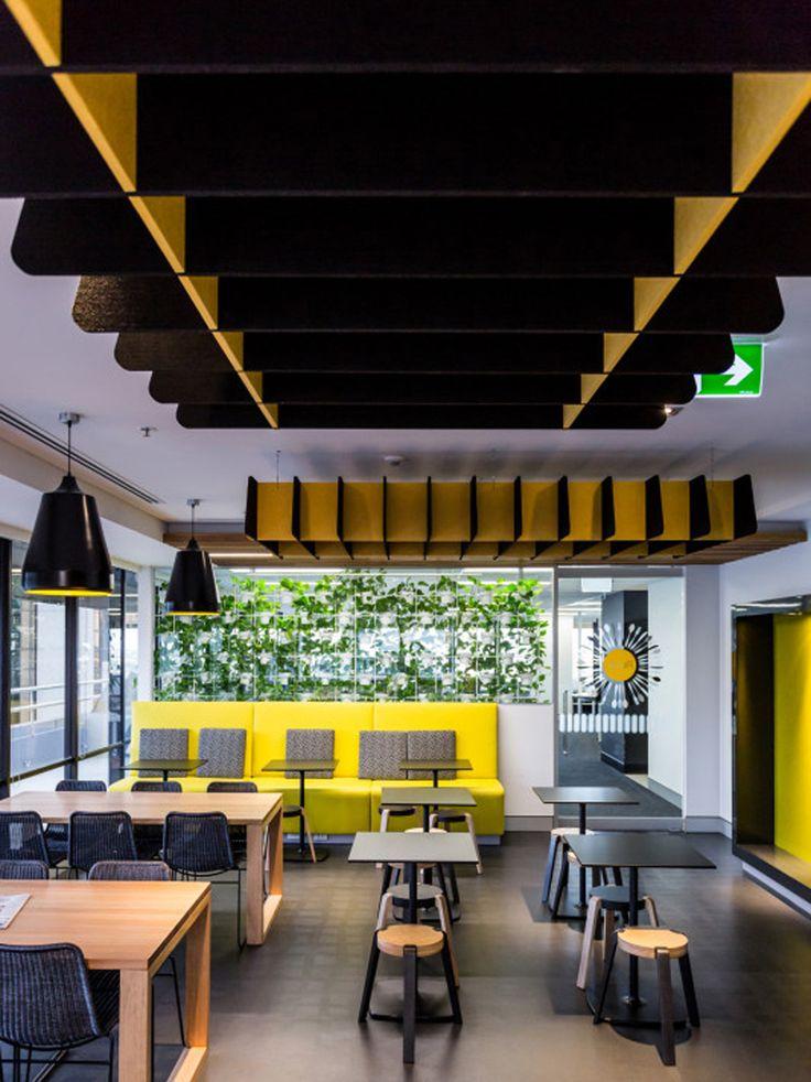 Cromwell HQ by nettletontribe. #InteriorDesign #Decor #MidCentury #Lighting #AustralianDesign. For more inspiring images, click here: www.delightfull.eu