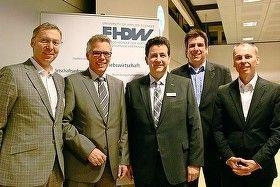 """Die FHDW stellt vor -  ILA und FHDW diskutieren """"Industrie 4.0"""".  - Bergisch Gladbach. Der Initiative Leben und Arbeiten in Bergisch Gladbach in (ILA) ist daran gelegen, motivierte und qualifizierte Arbeitskräfte in Stadt und Region zu halten und zu binden."""
