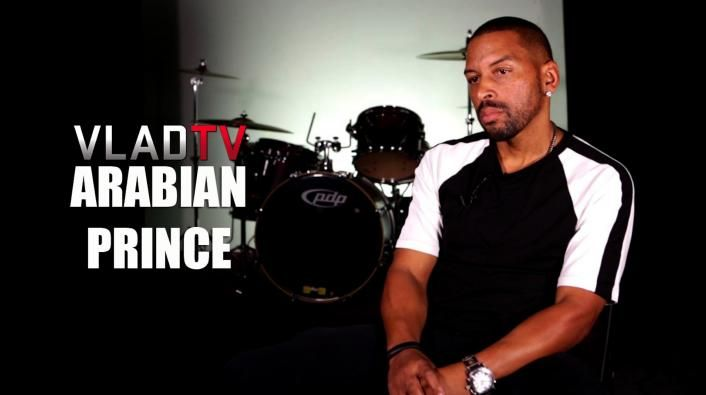 EXCLUSIVE! Arabian Prince on Being Founding Member of NWA w/ Dre & Eazy-E