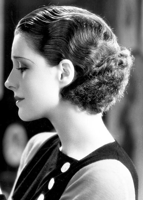 Norma Shearer...Maravillosa actriz (me encantó su interpretación en María Antonieta)