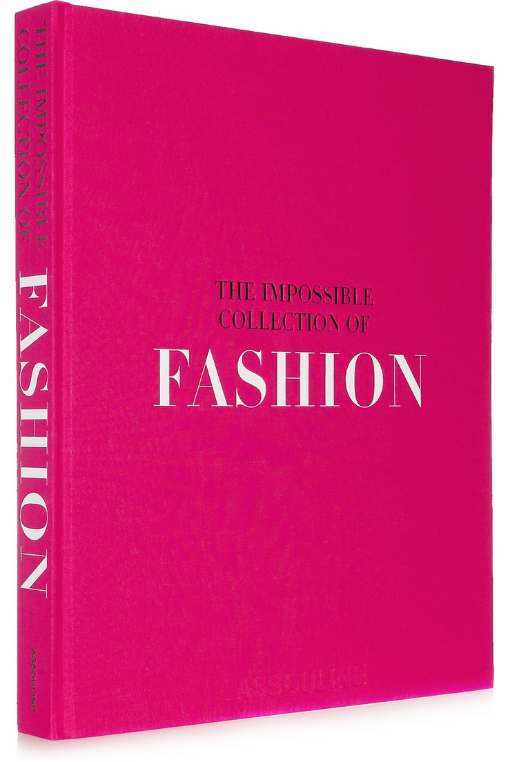 The Fashion Book Hardcover : Best coffee table books images on pinterest
