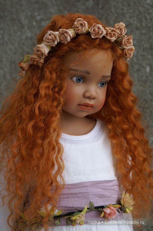 Коллекционные куклы Анжелы Саттер. - Бэйбики | Куклы ...