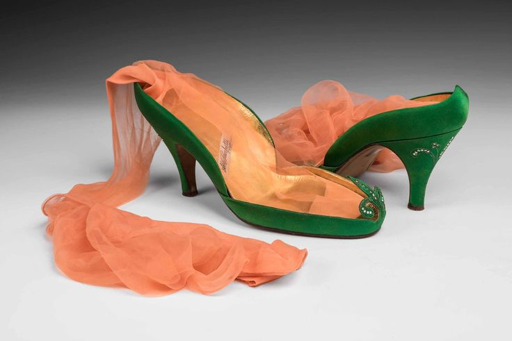 Scarpe senza tomaia Aldo Sacchetti, 1965