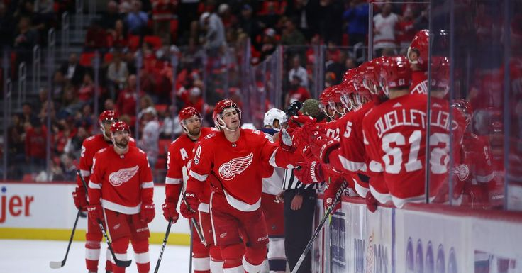 On Wednesday Night, the Red Wings beat the Calgary Flames by an 8-2 score. Of the 19 total points earned by Red Wings skaters, nine of those belonged to the trio of youngsters many fans have pegged...