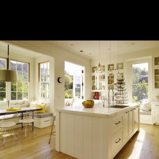 Pinterest Kitchen Ideas: Farmhouse Kitchen