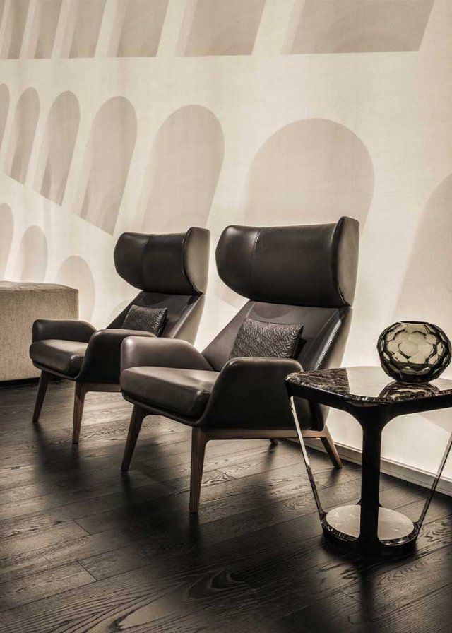 Fauteuil design notre s lection fendi for Furniture 99 invisible