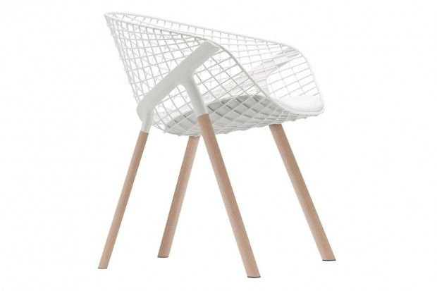 Kobi Outdoor Chair by French designer Patrick Norguet