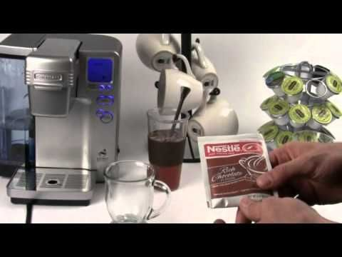 Cuisinart  Keurig Coffee Maker Review - Part 2 Alternative Uses - http://thecoffeepod.biz/cuisinart-keurig-coffee-maker-review-part-2-alternative-uses/
