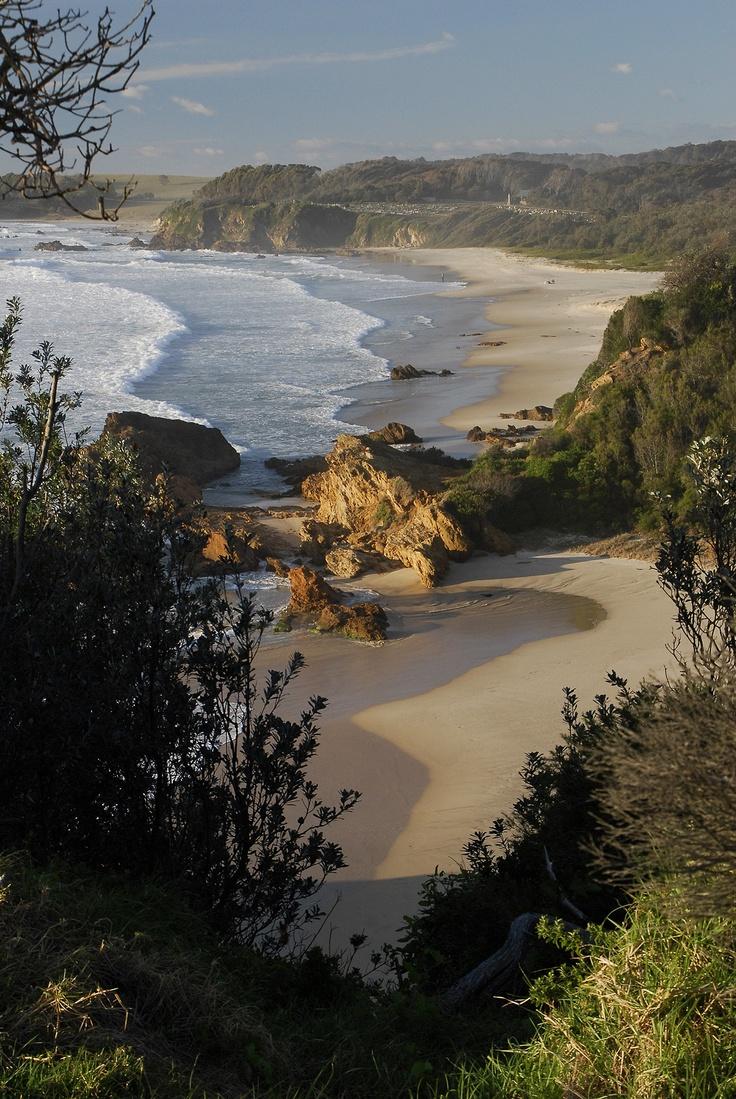 Narooma Beach, Australia, sigh I want to be here again
