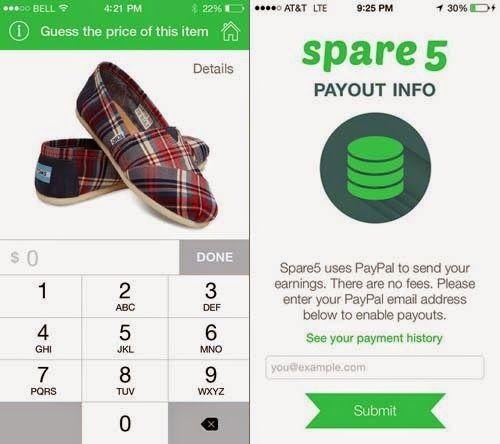 ゲームの次の可処分時間つぶしは「スペア5」!すき間時間で小遣い稼ぎをする。手持ち無沙汰の数分間を活かす内職アプリ
