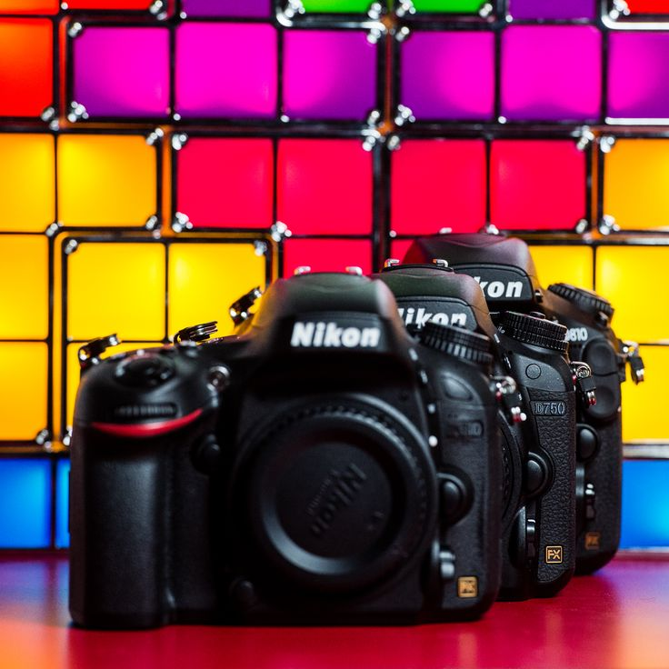 The Nikon D750 between the D610 and D810.  Wonder why they didn't call it the D750.  Who wants one?