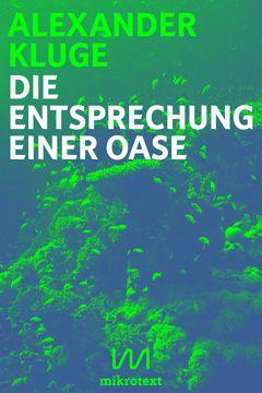 Alexander Kluge: Die Entsprechung einer Oase