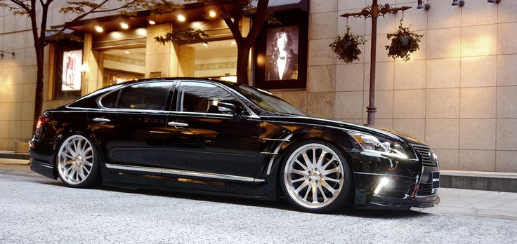 GALLERY - LEXUS LS 460/h 600h/hL EXECUTIVE LINE