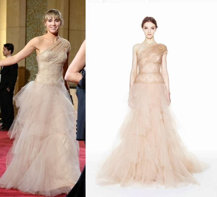 suki waterhouse at the oscars 2014 | dress like a f ...